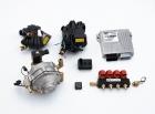Комплект инжекторныйLPG  4цил.MGMOTORGAS Италия