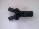 Дозатор 16х12-12  2 винта рег. пластик