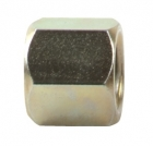 Гайка Ф 8 G1/4-19 металл