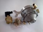 LPG редуктор для ижекторных систем PR01IG 220 kw+ клапан